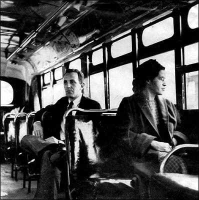 Are you a Rosa Parks?