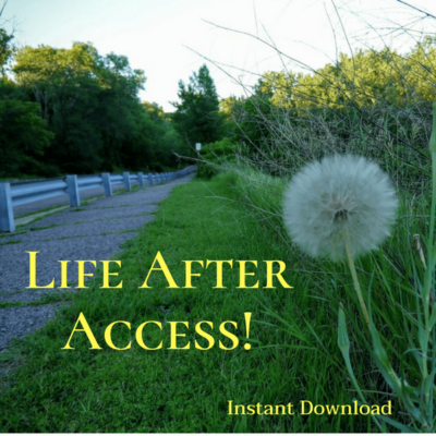 Life After Access!