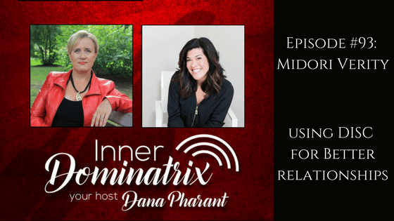 Episode #93: Midori Verity:  Using DISC for Better Relationships